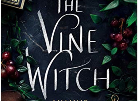 Book Review - The Vine Witch
