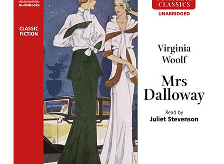 Book Review - Mrs. Dalloway