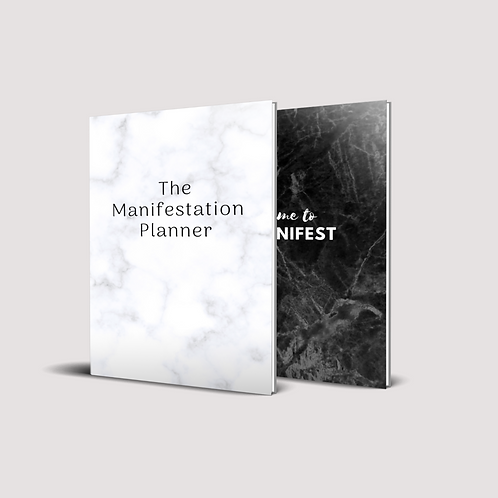 The Marble Set: Journal and Planner