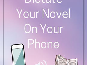 How to Write Your Book While Driving with Dictation