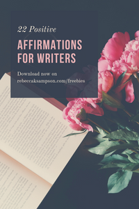 Positive affirmations are very helpful to gain author confidence and beat imposter syndrome. Give them a try with these 22 affirmations for writers.