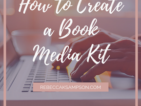 How to Create a Book Media Kit