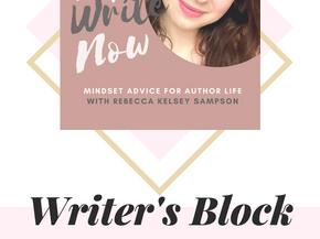 HWN Podcast Ep 3 - Writer's Block