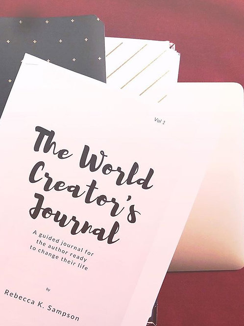 World Creator's Journal, Personal Development eBook