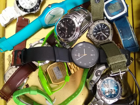 Understanding 'Natural Search' via clocks & watches