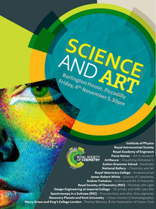 Science and Art Twilight at The Royal Society of Chemistry [Event]