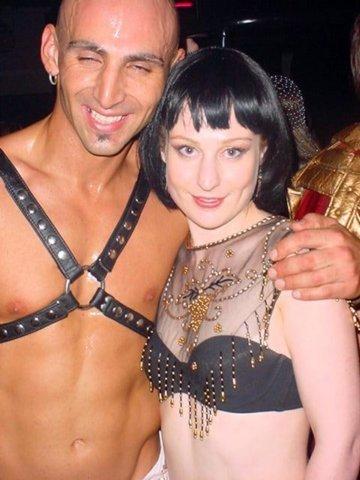 Roman Orgy 23 Oct 04