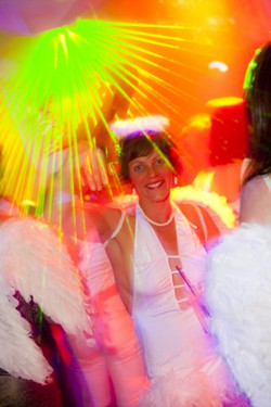 White XXXmas - Melbourne 17-Dec-10