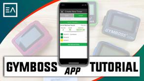 Gymboss-Intervall-Timer App - Tutorial