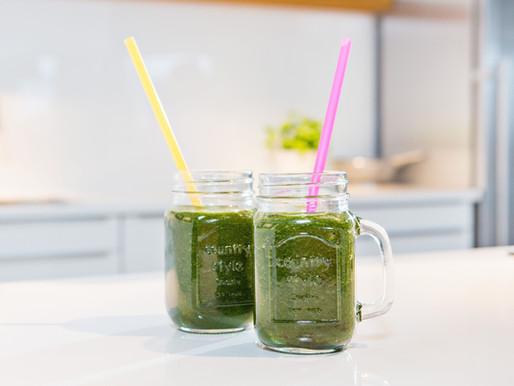 GO GREEN! Grüne Smoothies