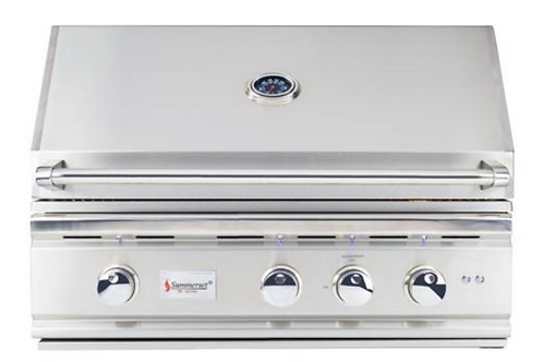 Summerset TRL Grill w/Rotisserie and Lights