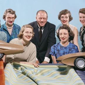 First Women in Car Design