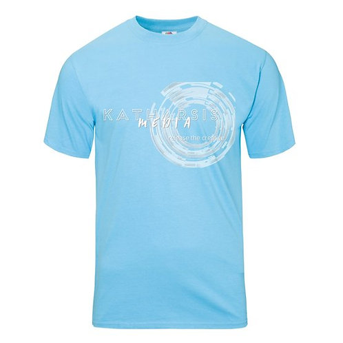 Blue KM Shirt