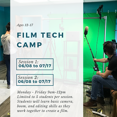 Film Tech Camp