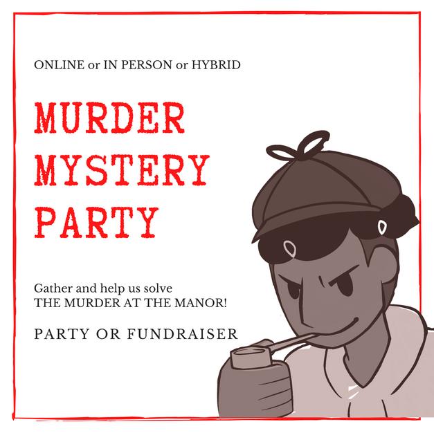Solve a Murder!