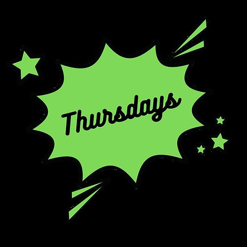 Thursday Hybrid Arts