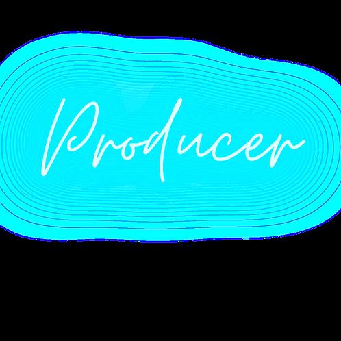 Artist Co-Op: Producer