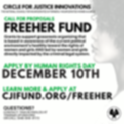 Freeher Fund poster.png