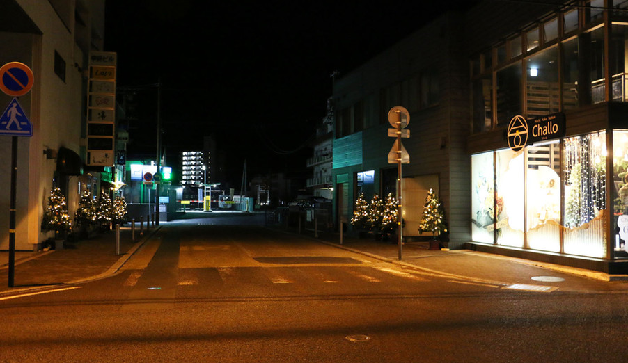 クリスマスストリート