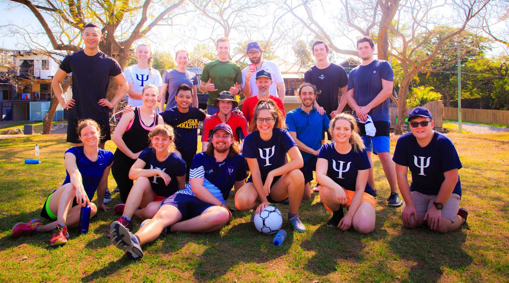 Charity Soccer