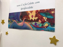 C is for Colette