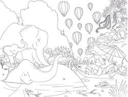 Journey to elephant bay