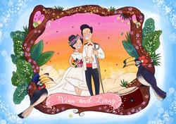 Wedding commissions