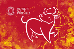 Corporate design for Year of the Ox