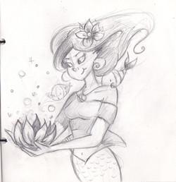 The mermaid's find