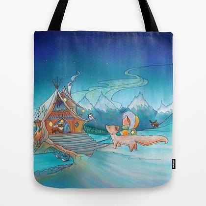 The Homecoming Tote Bag