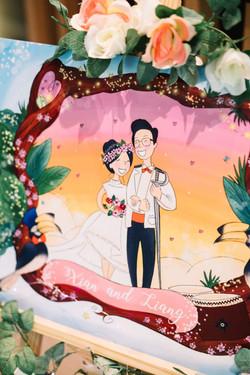 Xian and Liang