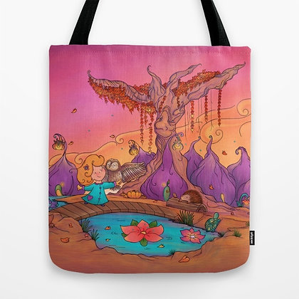 My wise friend and I Tote Bag