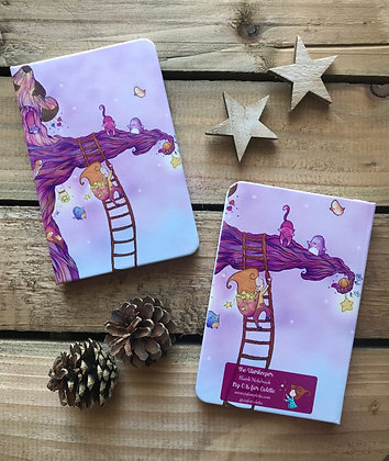 The Starkeeper Visitor A6 notebook