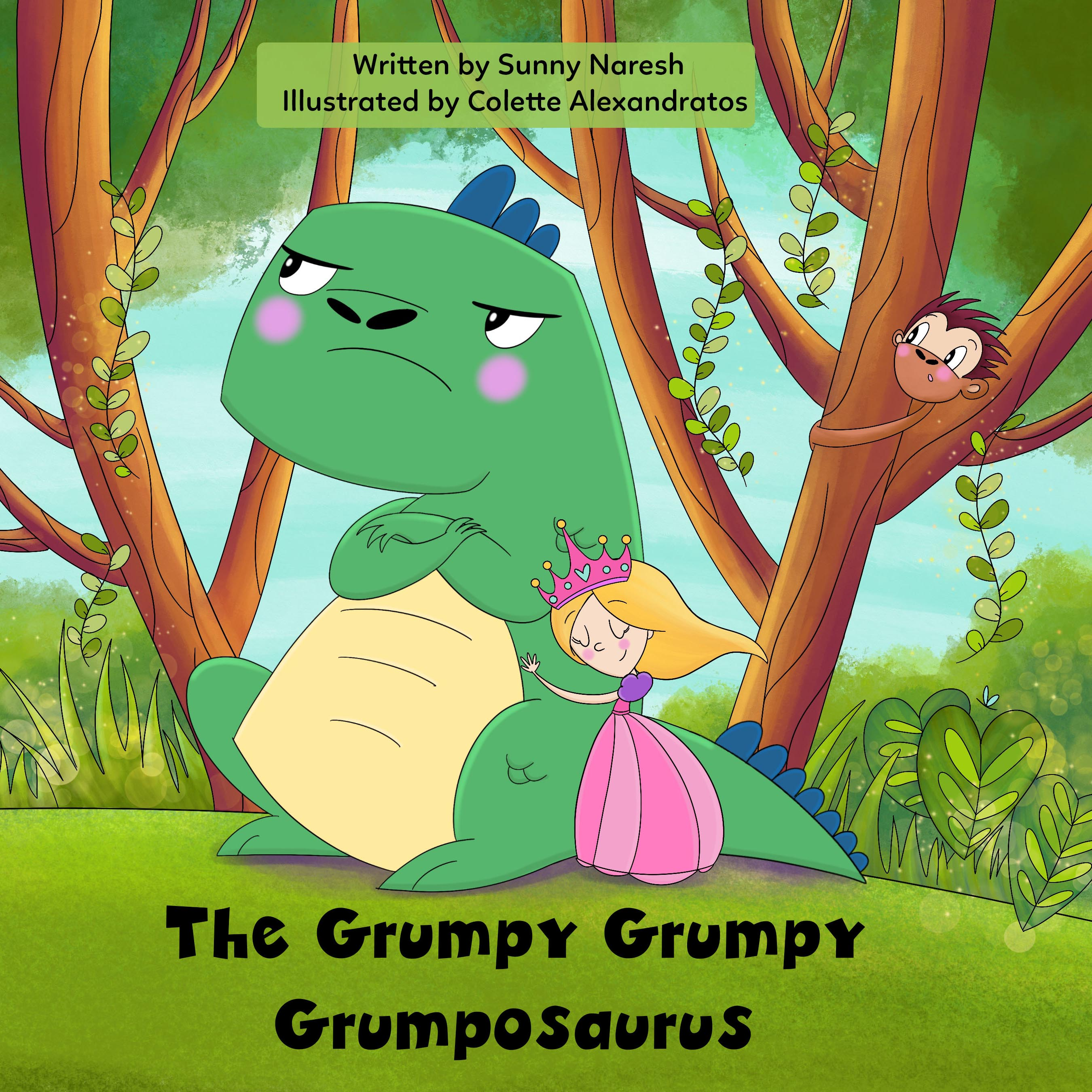 The Grumpy Grumpy Grumposaurus