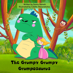 The Grumpy Grumpy Grumposaurus