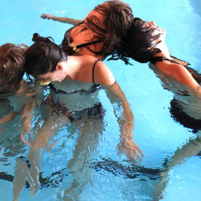 Aqua Contact Improv. Dance