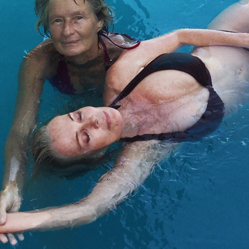 'Opening the heart' Aqua Body works basic training & retreat