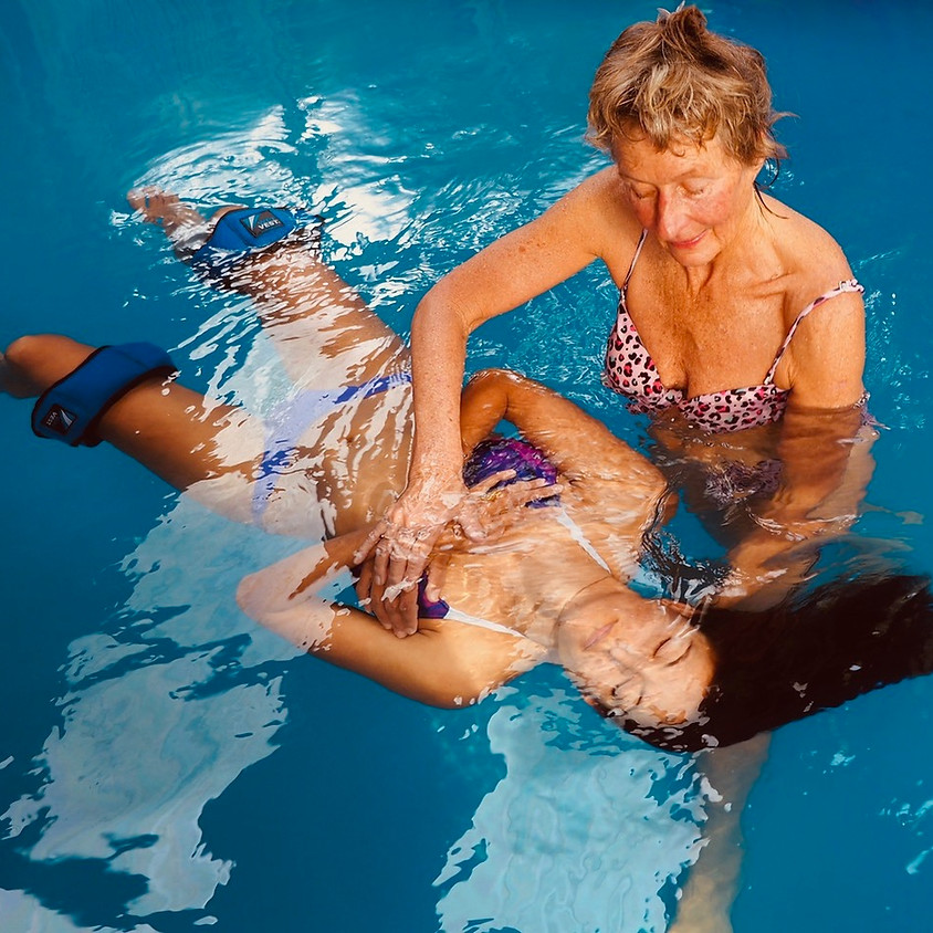 'Moved from the Heart' Advanced Aqua Body works training & retreat