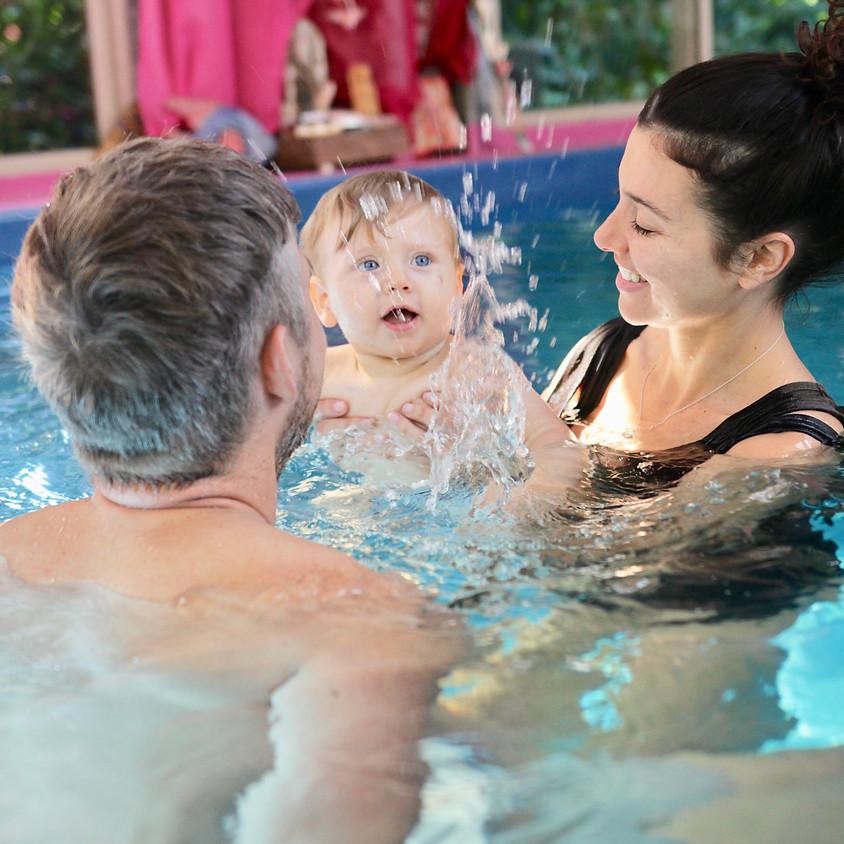 Private Baby & Toddler Swim classes