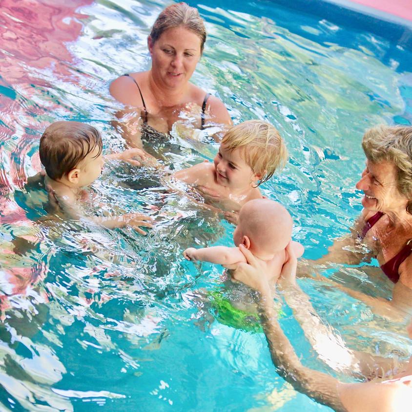 Weekly Baby Swim classes