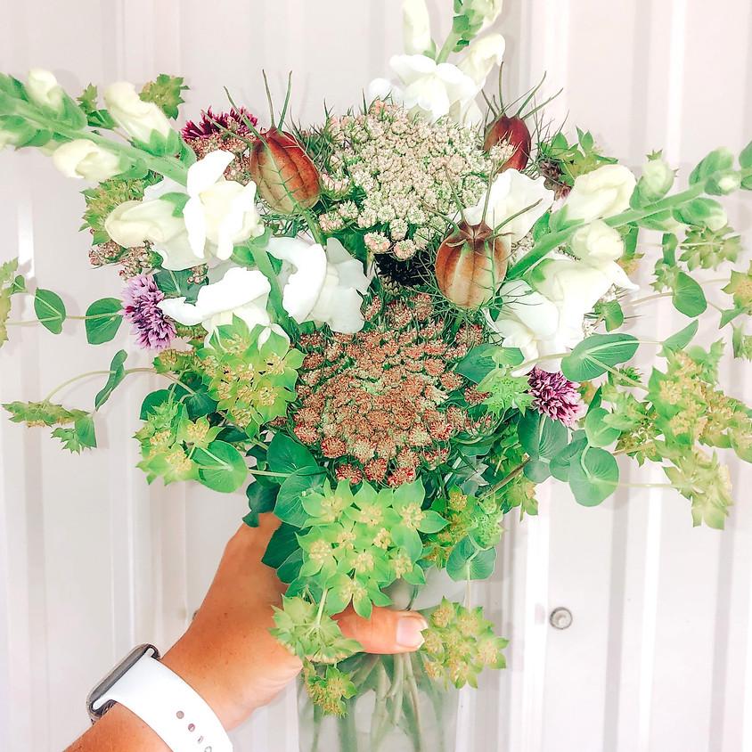 Mother's Day Flower Arrangement Class