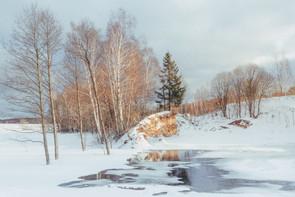 Русская зима. Russian Winter.