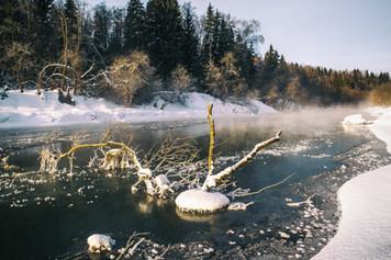 Русская зима. Russian Winter