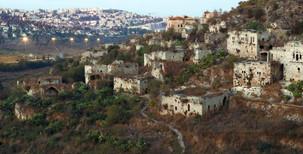 Эпоха после войны, Лифта, Иерусалим. Postwar era, Lifta, Jerusalem.