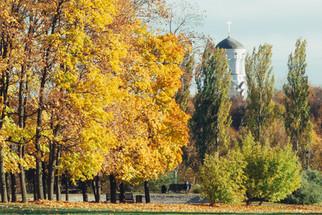Осень в Коломенском. Autumn in Kolomenskoye.