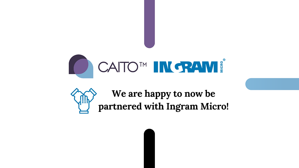 We thank Ingram Micro for their continuous support and always helping us meet our needs! Ingram Micro NZ IBM Data & AI CAITO is a #Cloud based Cognitive Artificial Intelligence Platform & end-to-end Solutions. CAITO is driving a new era of development, growth, empowerment and #productivity for clients with the ability to access and leverage any quantity of unstructured and untapped data in real time. For more information, please go to www.caito.ai or follow our LinkedIn Page now!