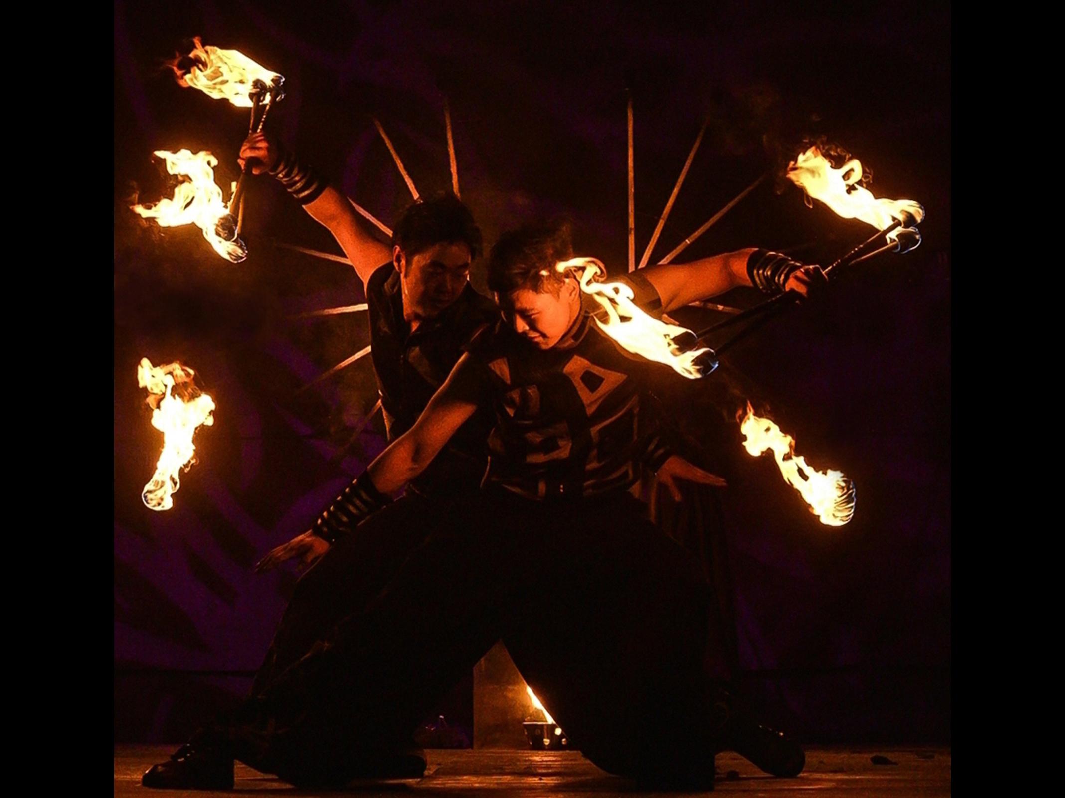 Fire Arts_Flaming Fire team_hunyflow (4)