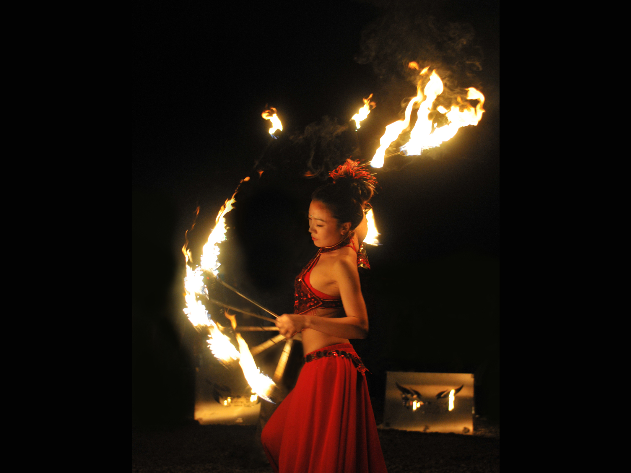 Fire Arts_Flaming Fire team_yoony k  (4)
