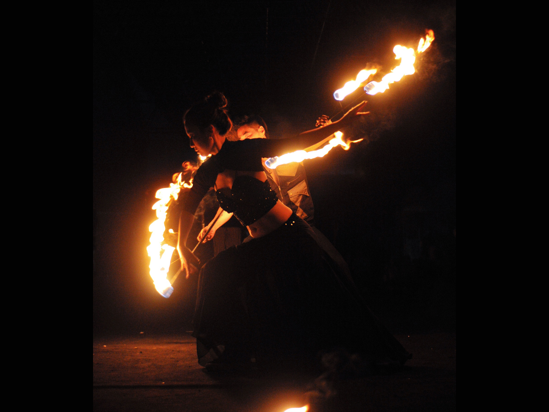 Fire Arts_Flaming Fire team_yoony k  (2)