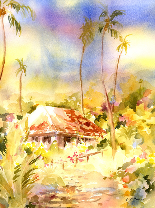 """""""Keanae, Maui Hideaway"""""""